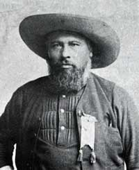 essay on gabriel dumont captain of the buffalo hunt