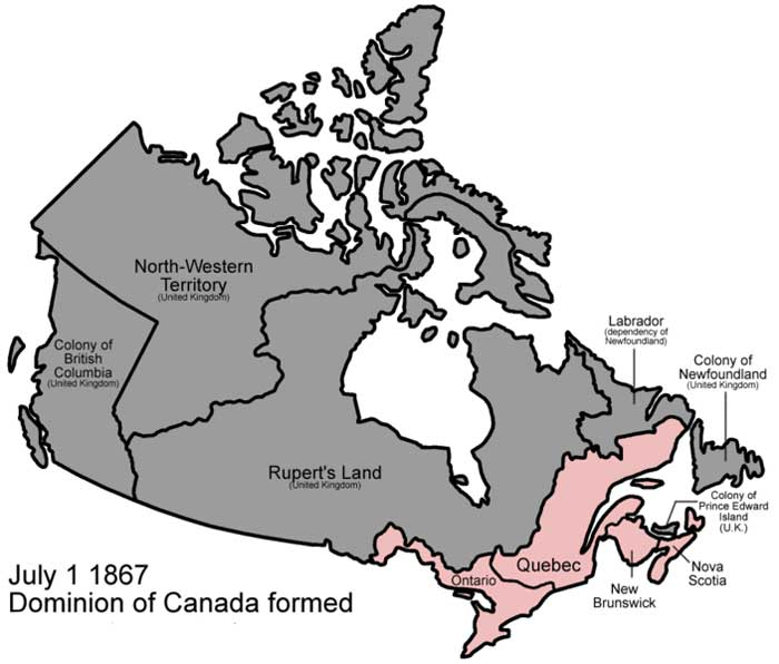 Confederation  TreatyMaking in the West
