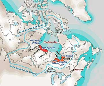 a description of ruperts land which is owned by hudsons bay company Rupert's land was named after prince rupert, who was the first govener of hudson's bay company rupert's land is what is now parts of ontario, quebec, saskatchewan, southern alberta, northwest territories, nunavut and all of manitoba.