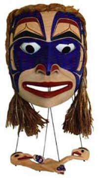 Potlatch Mask