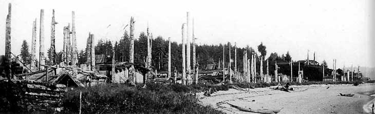 The Northwest Coastal People Environment Housing