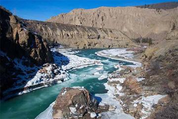 Chilcotin River #