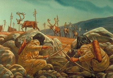 an introduction to the nomadic hunters of eastern canada the innu tribe They visited the same seasonal hunting and fishing camps each year to harvest food their lifestyle was semi-nomadic moving three area in the eastern.
