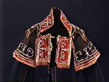 Mi'kmaq Clothing