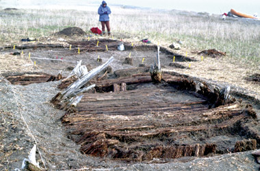 Yukon Archaeology site
