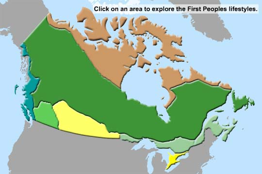 Grade 5 Blank Map Of Canada.First Peoples Of Canada Before Contact Menu