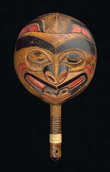 the northwest coastal people religion ceremonies art