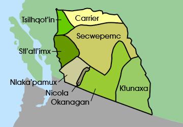 six physical regions of canada